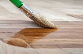 Tung oil for wood Stain & Natural Sealer
